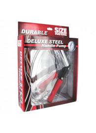 Deluxe Steel Hand Pump